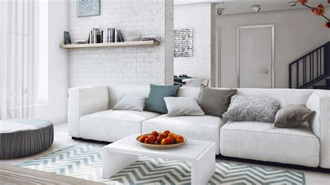 15 Modern White And Gray Living Room Ideas Home Design Lover Grey White Living Room