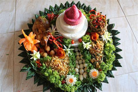 puspika catering cikarang nasi tumpeng komplit rp