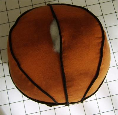 sewing pattern basketball jersey free pattern and directions to sew a basketball pillow