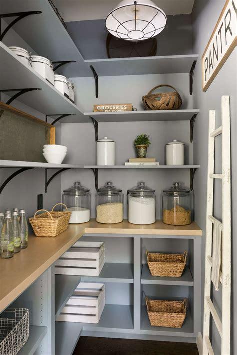 pantry shelving ideas  designs