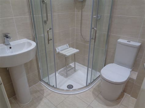 disabled shower bath disabled bathroom shower for pensioner with mobility requirements