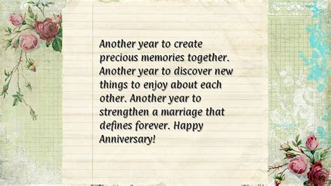 Wedding Anniversary Wishes Letter by Anniversary Letter To Husband Levelings
