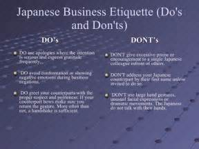japanese business manners japanese culture