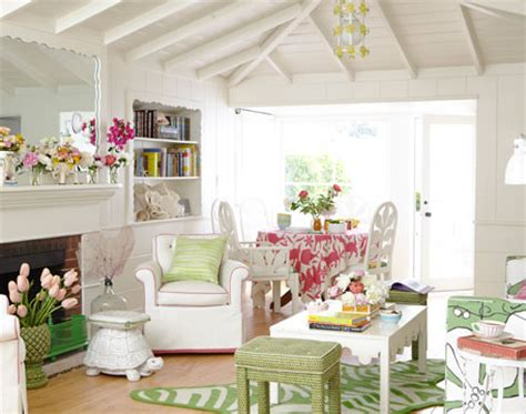 bungalow decor cheery california beach bungalow by designer krista ewart