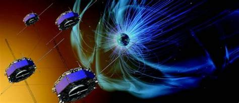 technologies enable study  magnetic reconnections  space science mission directorate