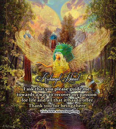 Guardian Haniel Archangel Quotes Quotesgram