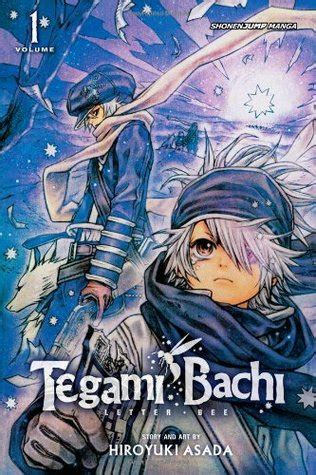 16 and with volume 1 books tegami bachi letter bee volume 1 by hiroyuki asada