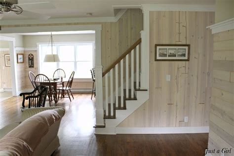 17 best images about cottage white washed knotty pine on