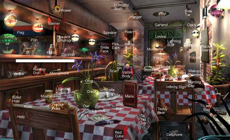 dining room criminal case5 criminal world