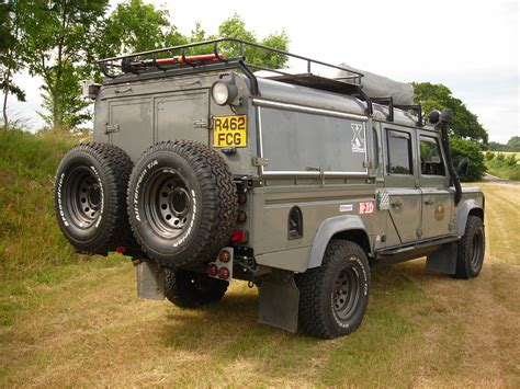 land rover defender 2010 2010 land rover defender 130 pictures information and