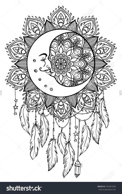 coloring pages for adults dreamcatchers de 134 b 228 sta dreamcatcher coloring pages for adults
