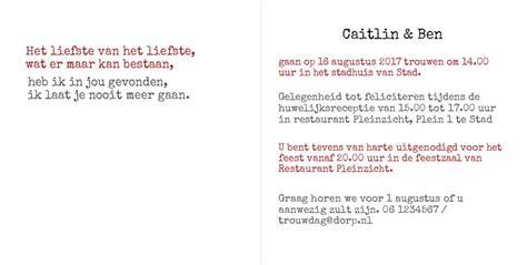 tekst layout reportage creatief met fotokaarten wij gaan samenwonen voorbeeld