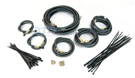 boat trailer brake kit tandem axle boat trailer brake line kit long 24ft for