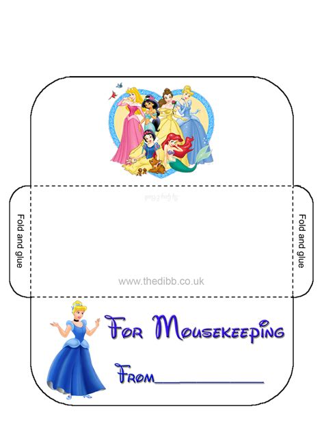 printable minnie mouse envelope mousekeeping envelopes thedibb
