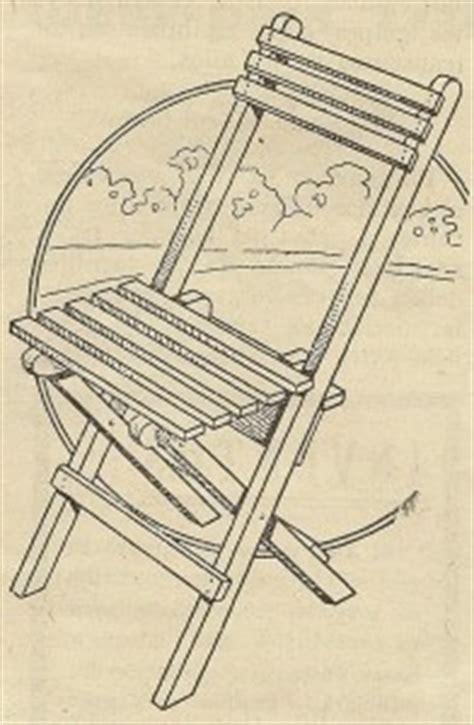 come costruire una sedia in legno come costruire una sedia di legno pieghevole passo a passo
