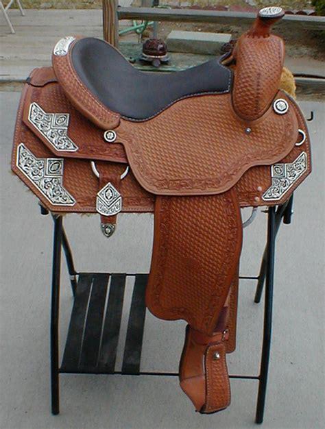 Handmade Saddle - custom made saddle trim