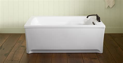 kohler freestanding bathtub archer 174 freestanding baths kohler