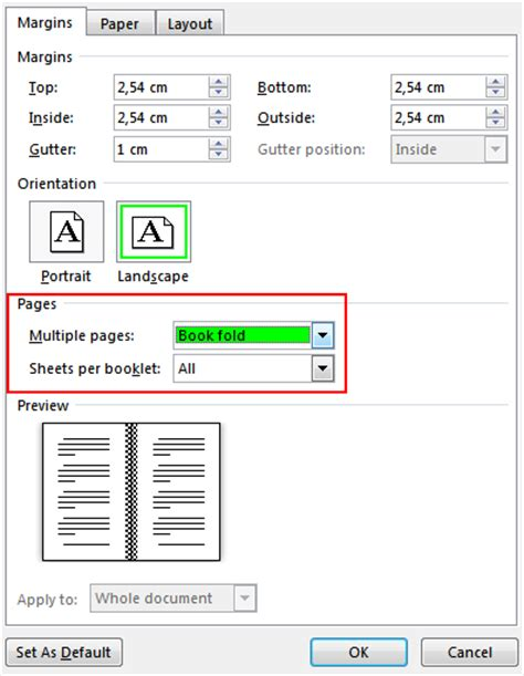 word 2013 book template create a booklet or book word