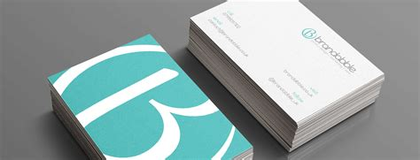 how to make a great business card how to create a great business card brandabble
