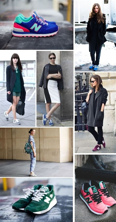 sneakers in style what to wear with new balance trainers and sneakers 2018