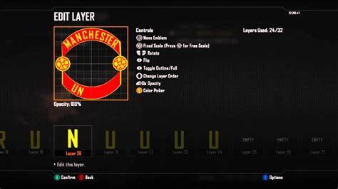 tutorial logo manchester united bo2 football club emblem tutorial manchester united
