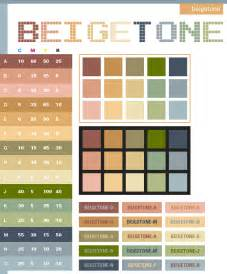 tone color in beige tone color schemes color combinations color
