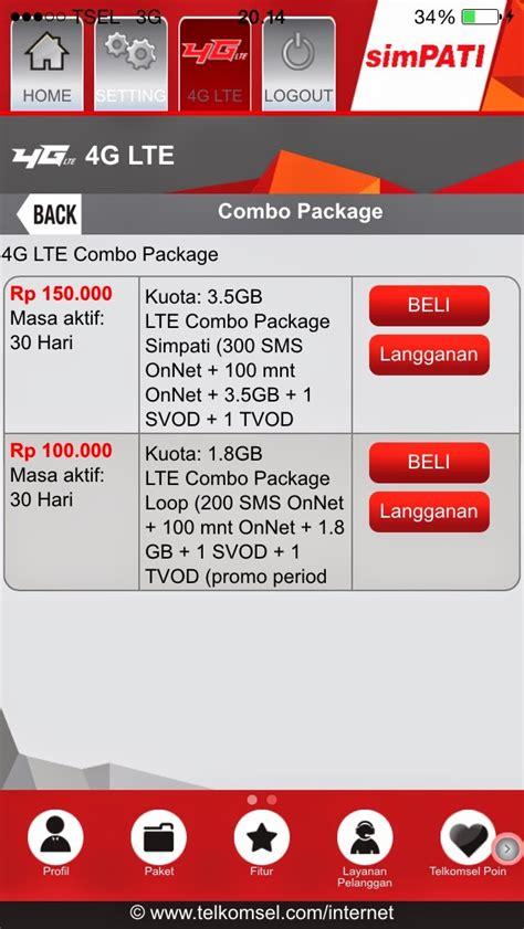 cara mempercepat jaringan 4g telkomsel cara daftar paket internet unlimited simpati 4g lte