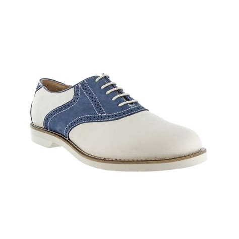 bass shoes saddle oxfords lyst g h bass co burlington signature saddle oxfords