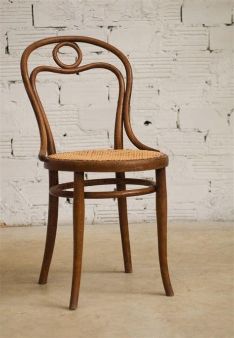 chaises thonet chaise bistrot thonet ancienne vintage r 233 tro 1920