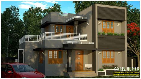 low budget modern 3 bedroom house design modern home designs archives