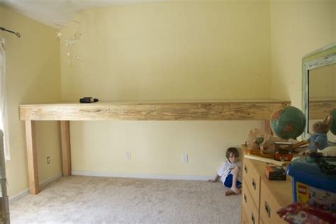 platform loft bed build your own platform bed plans quick woodworking projects