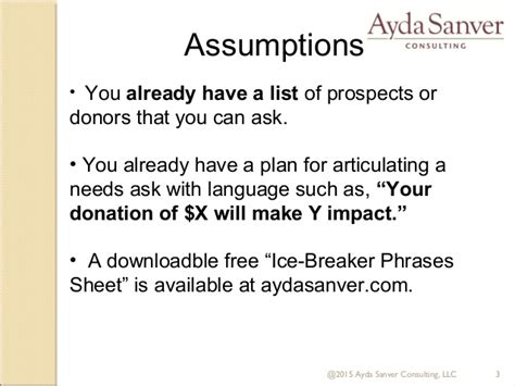 Ask For Raise After Mba by Webinar Getting The Fear Of Asking For Donations