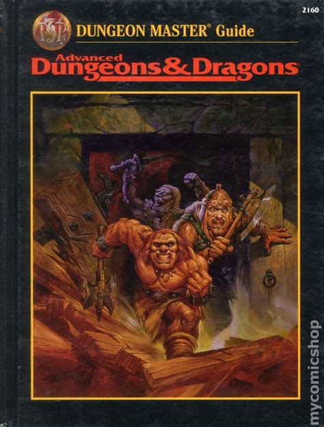 Advanced Dungeons Dragons Dragons Of by Advanced Dungeons And Dragons Dungeon Master Guide Hc