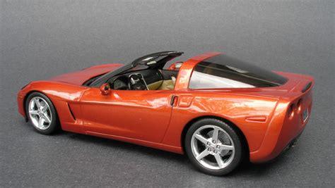 2005 corvette models 2005 c6 corvette glass model cars magazine forum