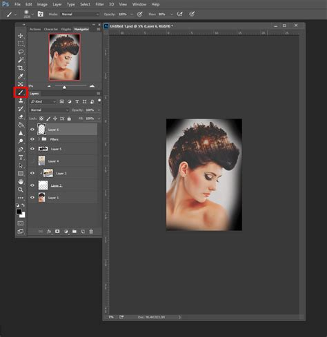 double exposure tutorial paint net how to create double exposure effects in photoshop