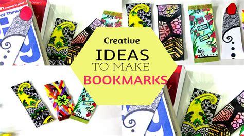 mini doodle bookmark diy doodle bookmark versi on the spot