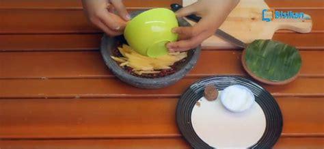 tutorial membuat manisan mangga resep dan cara membuat sambal mangga