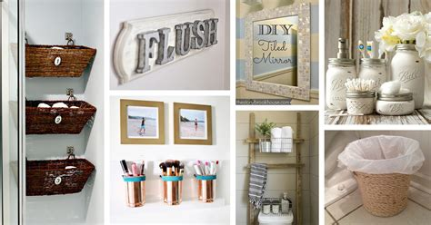 diy bathroom ideas  designs