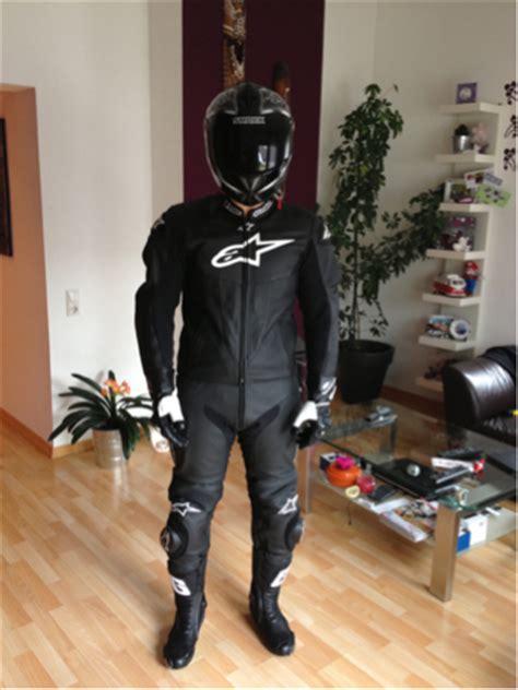 Motorrad Lederkombi Eng by Bekleidung Lederkombi Zu Gro 223 Forum 1000ps At