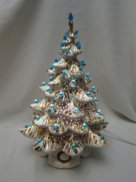 ceramic christmas tree painting ideas best 25 ceramic trees ideas on