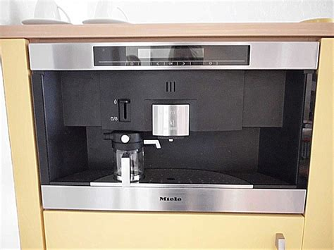 miele koffiemachine 5060 sonstige cva3660 einbau kaffeevollautomat miele