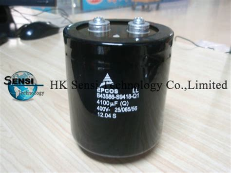 epcos electrolytic capacitor date code epcos b43586 s9418 q1 4100uf aluminum electrolytic capacitor view epcos epcos product details