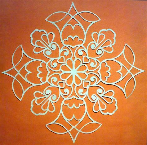 241 Best Snowflakes Papercut Images - 191 best images about snowflakes paper other materials
