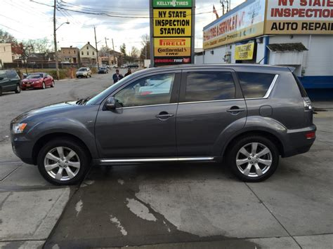 car owners manuals for sale 2011 mitsubishi outlander engine control used 2011 mitsubishi outlander xls suv 9 990 00