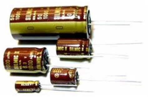elna capacitor audio 22uf 25v elna silmic ii audio capacitor electronics diy