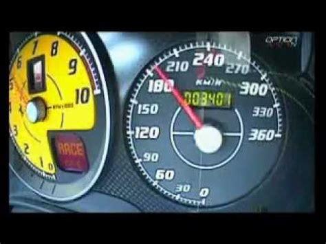 ferrari speedometer ferrari s attention to speedometer youtube