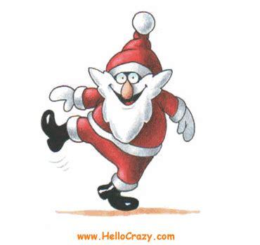 wwwhellocrazycom dancing santa claus