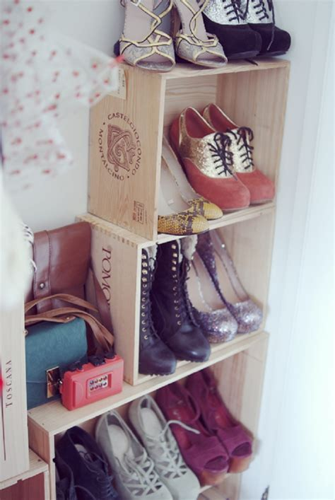 diy shoe storage top 10 useful diy shoe storages