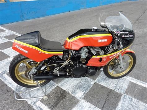 Suzuki Race Bikes For Sale Beautiful Masheene 1979 Suzuki Gs1000s Ex Barry Sheene