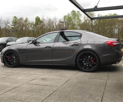Maserati Ghibli Vossen Vfs1 Quot Custom Color Quot